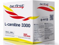 Заказать Be First L-carnitine 3300 мг 25 мл